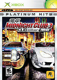 Midnight Club 3: DUB Edition -- Remix [P...