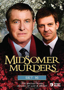 Midsomer Murders Set 16 DVD