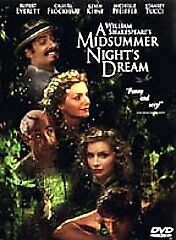 A Midsummer Night's Dream (DVD, 1999, Wi...