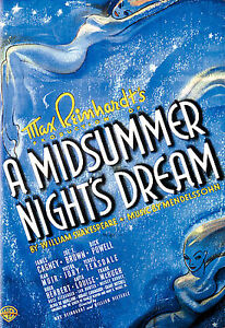 A Midsummer Night's Dream (DVD, 2007)