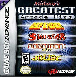 Midway's Greatest Arcade Hits Nintendo Game Boy Advance, 2001  eBay