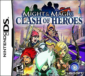 Might and Magic: Clash of Heroes  (Ninte...