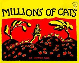 Millions of Cats by Wanda G�g (1996, Pap...