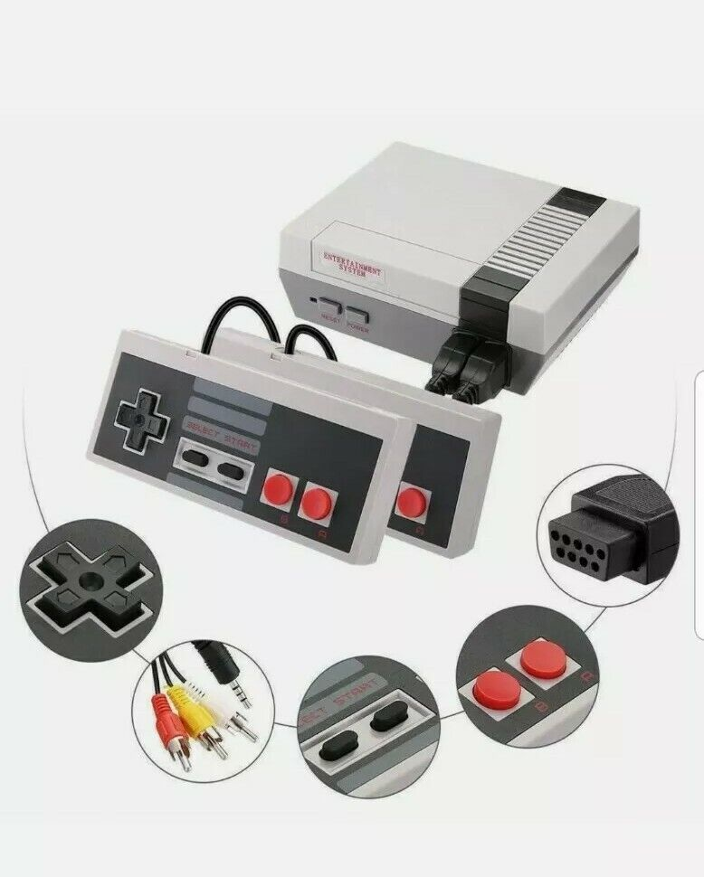videogiochi e console: Mini Console type NES Retro 620 jeux intégrés