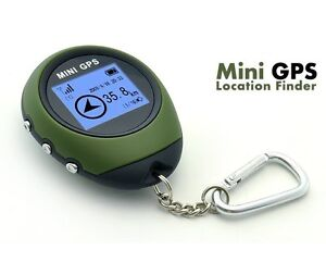 Mini-GPS-Geocaching-Navigation-Kompass-Navi-Tracker-Positionsfinder-Empfaenger