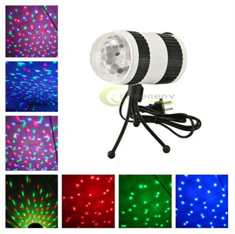Mini Mix LED Dynamic Cloud Lighting Stage Laser Light Magic Ball DJ Party disco in Musical Instruments & Gear, Stage Lighting & Effects, Stage Lighting: Single Units | eBay