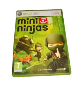 Mini Ninjas for Microsoft Xbox 360