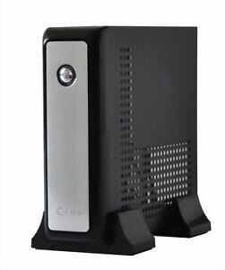 Mini-PC-Intel-Atom-D2700-CPU-2x-2-13-GHz-2-GB-RAM-DDR3-luefterlos-gebraucht