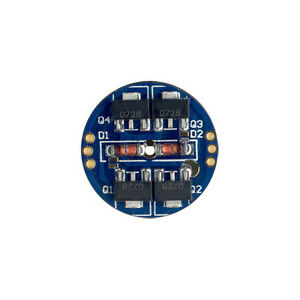 Mini-SMD-LED-Treiber-Driver-Konstantstromquelle-350mA