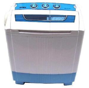 mini waschmaschine miniwaschmaschine schleuder camping pumpe toplader ebay. Black Bedroom Furniture Sets. Home Design Ideas