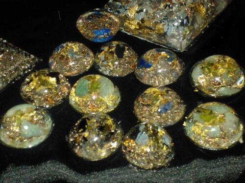 Mini orgone generators, WITH HERBS! For healing Chakra's in Everything Else, Metaphysical, Crystal Healing | eBay