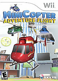 MiniCopter: Adventure Flight (Nintendo W...