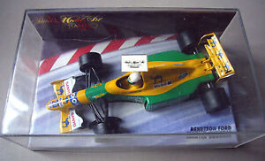 Minichamps - Benetton Ford - Martin Brundle 1:43 in OVP - <span itemprop='availableAtOrFrom'>My Home, Deutschland</span> - Minichamps - Benetton Ford - Martin Brundle 1:43 in OVP - My Home, Deutschland