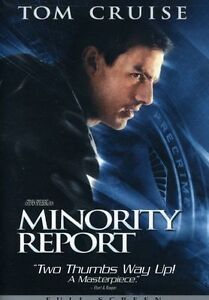 Minority Report (DVD, 2002, 2-Disc Set, ...