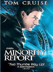 Minority Report (DVD, 2003)