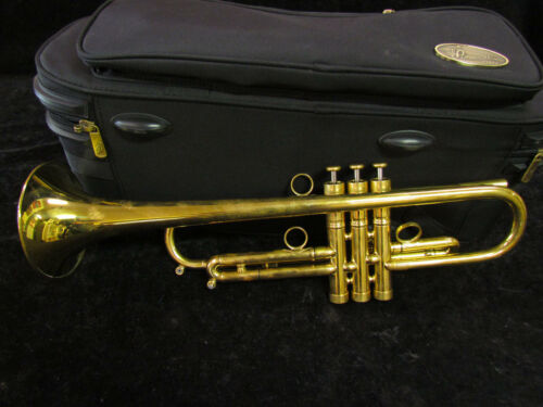 Mint Condition P. Mauriat PMT 700 UL Raw Brass Bb Trumpet, W/ Case Ready To Play in Musical Instruments & Gear, Brass, Trumpet & Cornet | eBay