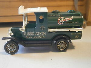 Mint Lledo Days gone DG8002 1920 Model T Ford Tanker Castrol Wakefield - <span itemprop='availableAtOrFrom'>Osterode, Deutschland</span> - Mint Lledo Days gone DG8002 1920 Model T Ford Tanker Castrol Wakefield - Osterode, Deutschland