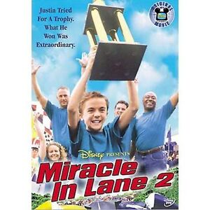 Miracle in Lane 2 (DVD, 2004)
