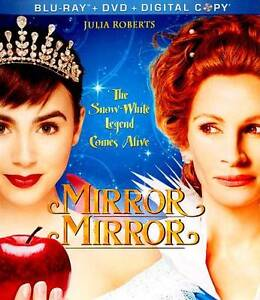 Mirror Mirror (Blu-ray Disc, 2012)