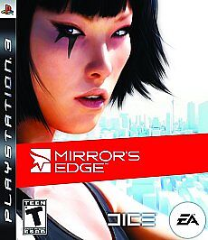 Mirror's Edge  (Sony Playstation 3, 2008...