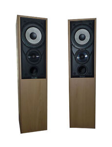 Mission 702e Main / Stereo Speakers