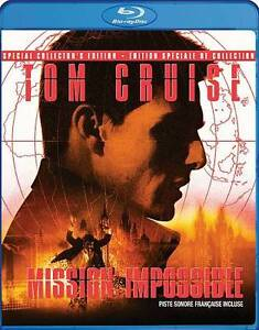 Mission: Impossible (Blu-ray Disc, 2010,...