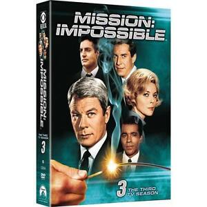 Mission: Impossible - The Complete Third...