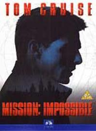 Mission: Impossible (DVD 2000)