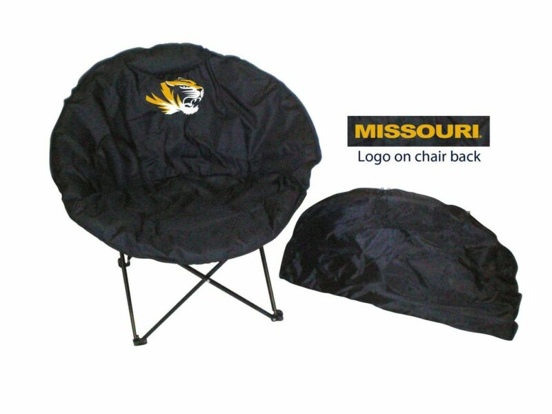 Missouri Tigers NCAA Ultimate Adult Folding Round Sphere Chair Lounger |