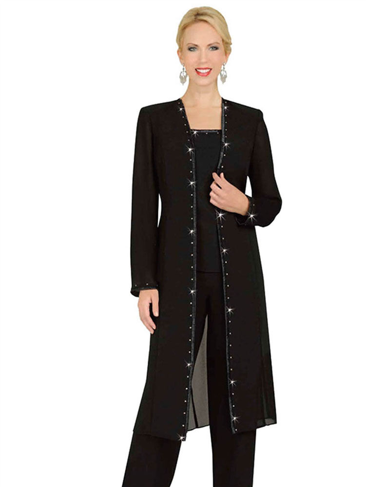 Formal Womens Pant Suits