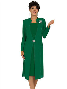 Emerald Green Dress on Green Taupe Mother Of The Bride Formal Evening Coat Dress Suit   Ebay
