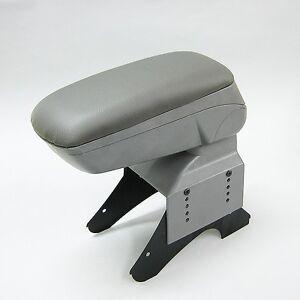 mittelarmlehne armlehne konsole grau mittelkonsole f r citroen c1 c2 c3 c4 c5 ebay. Black Bedroom Furniture Sets. Home Design Ideas