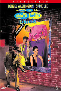 Mo' Better Blues (DVD, 2001)