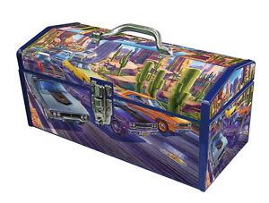 mopar fan beep beep art deco steel tool box hot rod. Black Bedroom Furniture Sets. Home Design Ideas