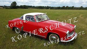 Modell-Wartburg-Sport-313-Sportwagen-DDR-1959-Revell-1-18-neu-in-OVP-UNBENUTZT