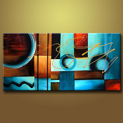 Modern Abstract Large Wall Decor Art OIL PAINTING On Canvas ( no frame)H031 in Art, Wholesale Lots, Paintings | eBay
