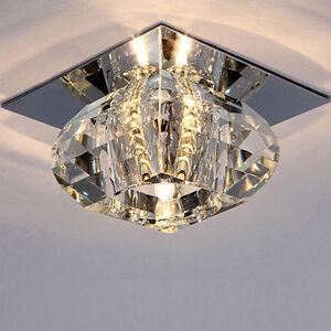 modern crystal led ceiling light pendant lamp fixture. Black Bedroom Furniture Sets. Home Design Ideas