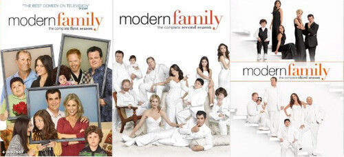 Modern Family Seasons 1-3 Complete DVD Set Season 1 2 3 in DVDs & Movies, DVDs & Blu-ray Discs | eBay