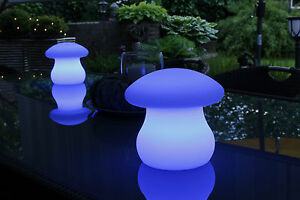 moderne gartenlampe design leuchte tischlampe kabellos led mit nachttischlampe ebay. Black Bedroom Furniture Sets. Home Design Ideas