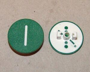 Moeller-RMQ22-Einlegeschild-fuer-Drucktaster-Gruen-I-NEU