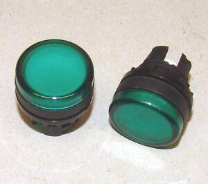 Moeller-RMQ22-Leuchtmelder-Vorsatz-Gruen-Neuwertig