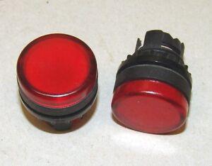 Moeller-RMQ22-Leuchtmelder-Vorsatz-Rot-neuwertig