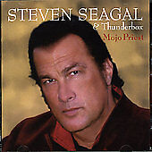 Mojo Priest [EMI] by Steven Seagal (CD, ...