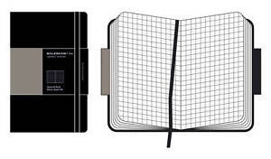 Moleskine Folio Squared Notebook: A4 by ...