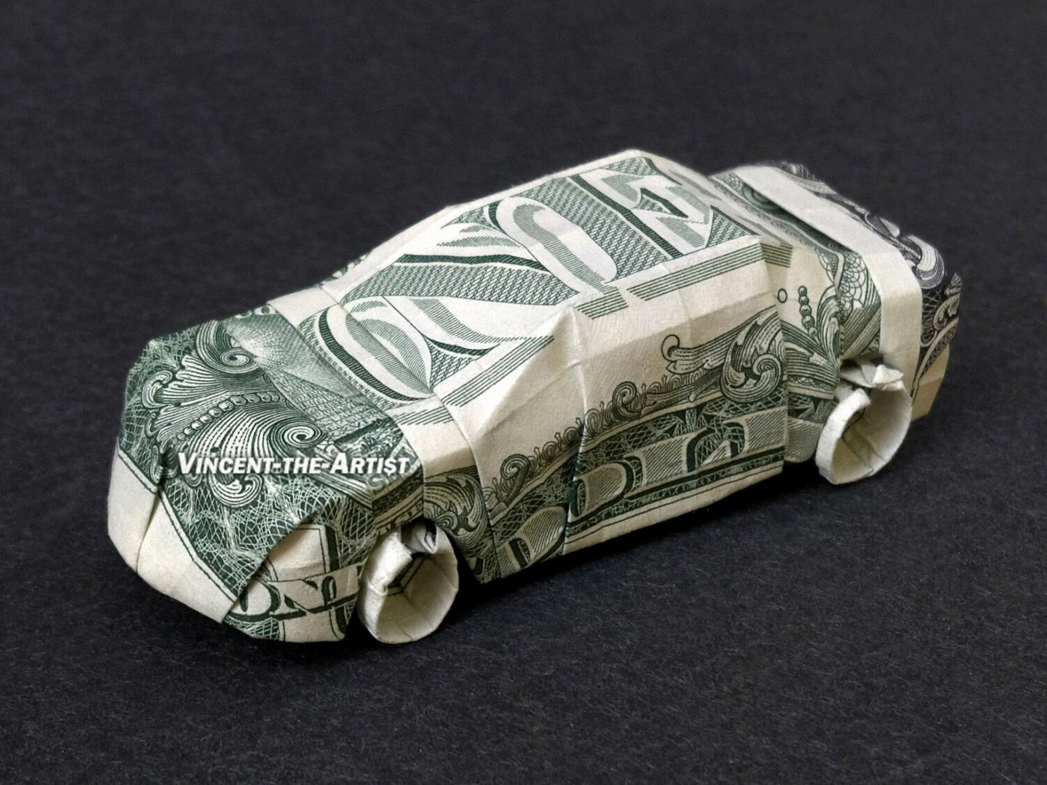 Money Origami Art - Many designs to choose from. Unique ... - photo#27