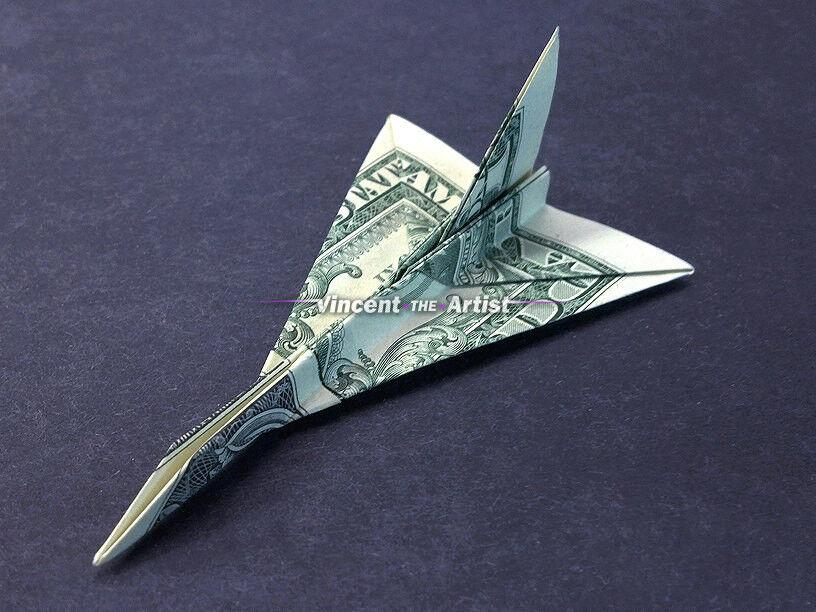 Boat Origami Dollar Bill