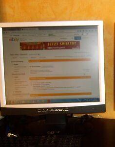Monitor TS700 Funktioniert - von 2005 - diagonal 43cm - <span itemprop=availableAtOrFrom>Fichtenberg, Deutschland</span> - Monitor TS700 Funktioniert - von 2005 - diagonal 43cm - Fichtenberg, Deutschland