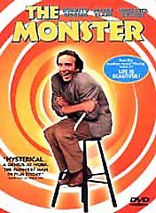 The Monster (DVD, 1999, Closed Caption; ...