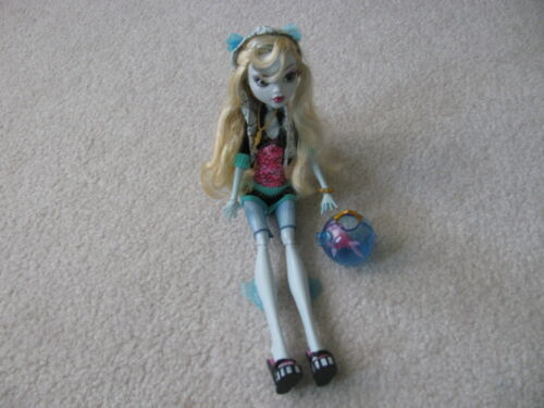 Monster High 1st Wave Lagoona in Dolls & Bears, Dolls, By Brand, Company, Character | eBay