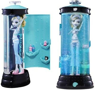 Monster High Doll Lagoona Blue Hydration Station Light
